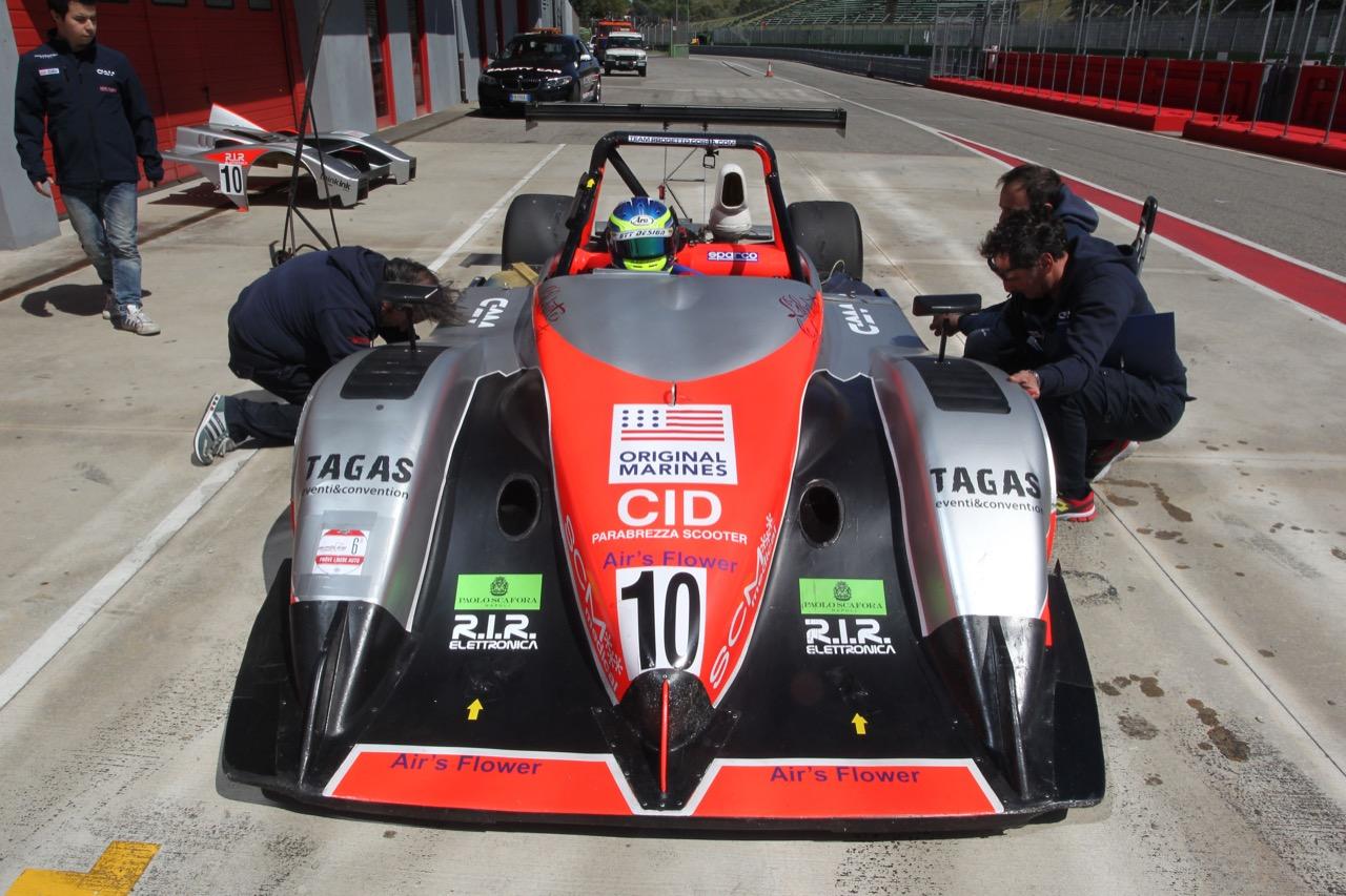 Campionato Italiano Prototipi Imola (ITA) 28-30 04 2017