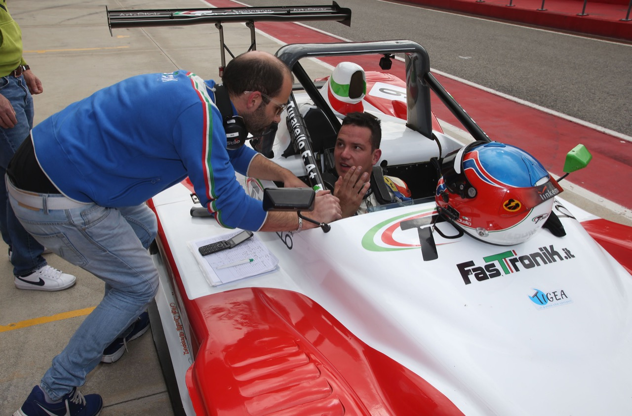 Francesco Turatello (Osella-PA21 S-CN2 #9)