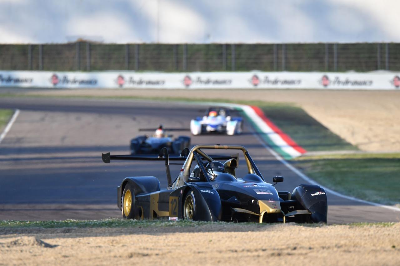 Enzo Stentella (Avelon Formula,Wolf GB 08 Evo-CNA2 #12)