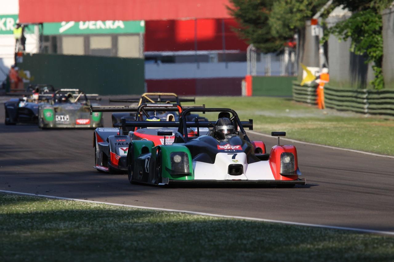 Ranieri Randaccio (SCI Team, Norma M20F Honda-CNA2 #7)