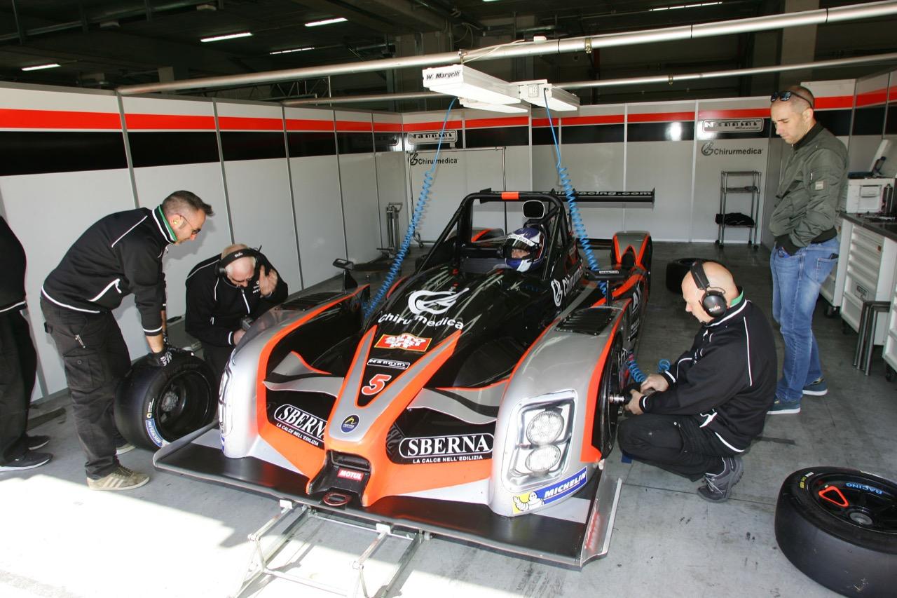 Walter Margelli (Nannini Racing, Norma-M20F-CNA2 #5)