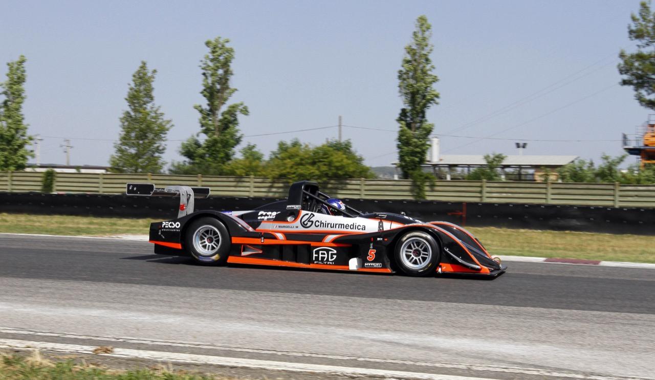 Campionato Italiano Prototipi Magione (ITA) 13-14 06 2015