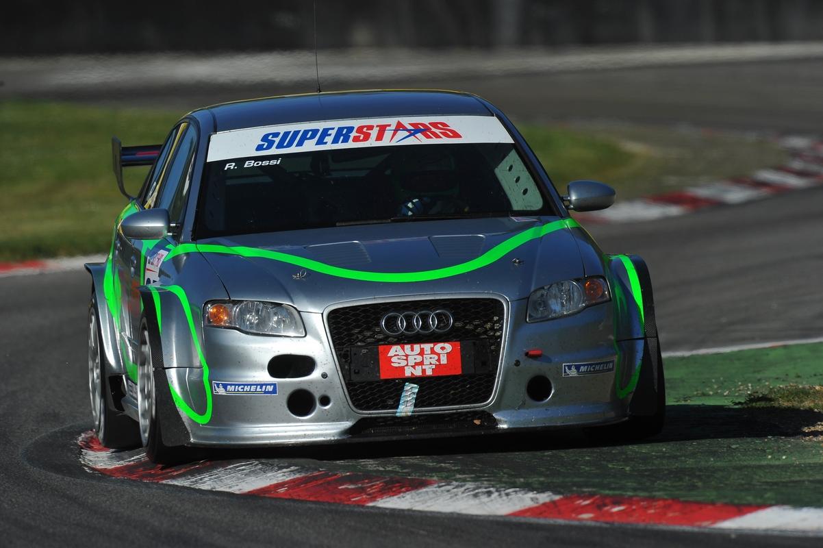 Campionato Italiano Superstars - Monza 08-10 Aprile 2011