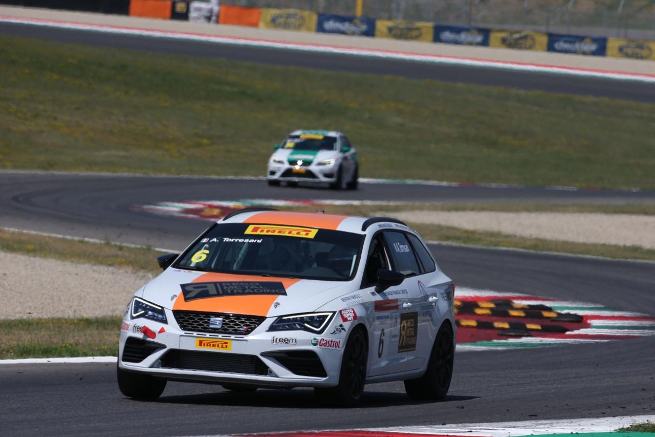 Alessandra Torresani (Seat Motor Sport Italia,Seat Leon Cupra ST-TCS2.0 #6)