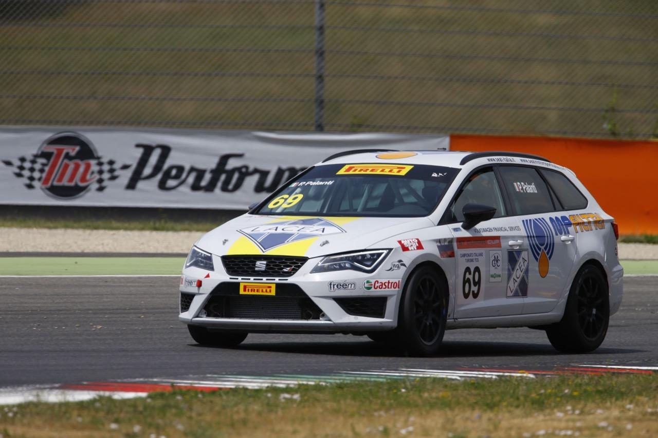 Paolo Palanti (Seat Motor Sport Italia,Seat Leon Cupra ST-TCS2.0 #69)