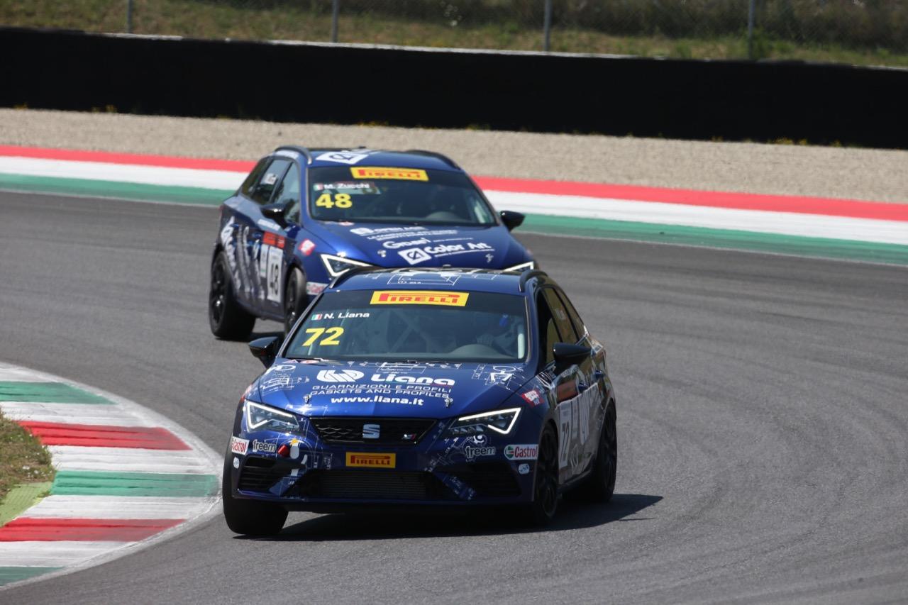 Campionato Italiano TCS Mugello (ITA) 14-16 07 2017
