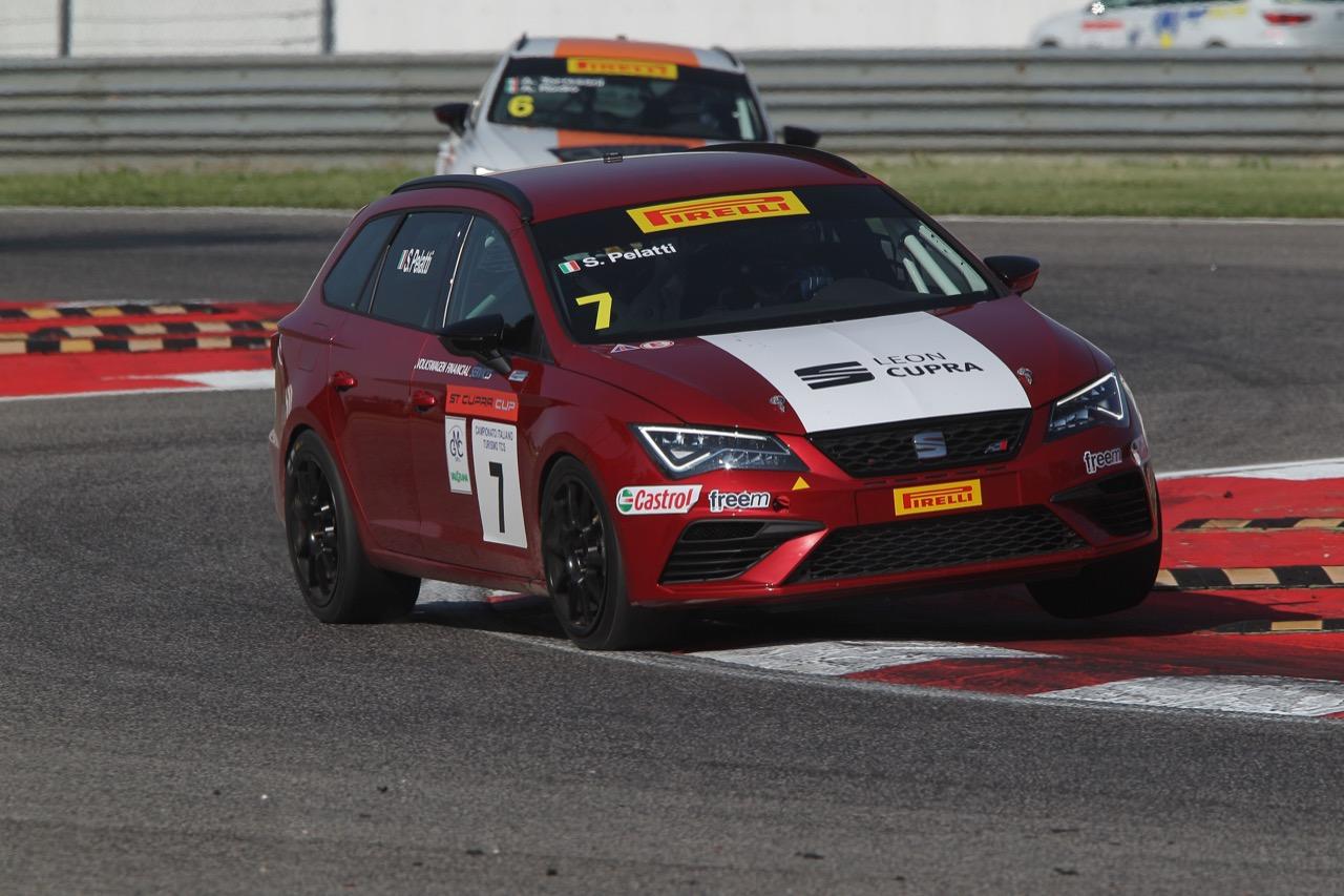 Sandro Pelatti (Seat Motor Sport Italia,Seat Leon Cupra ST-TCS2.0 #7)
