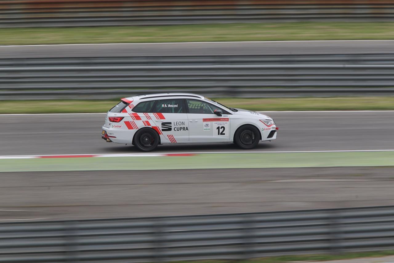 Alberro Vescovi (Seat Motor Sport Italia,Seat Leon Cupra ST-TCS2.0 #12)