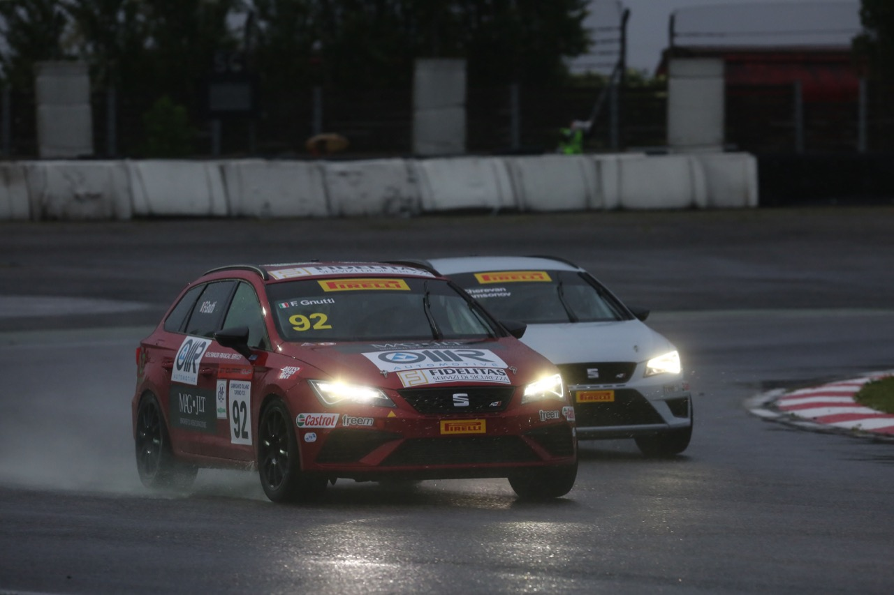 Franco Gnutti (Seat Motor Sport Italia,Seat Leon Cupra ST-TCS2.0 #92)