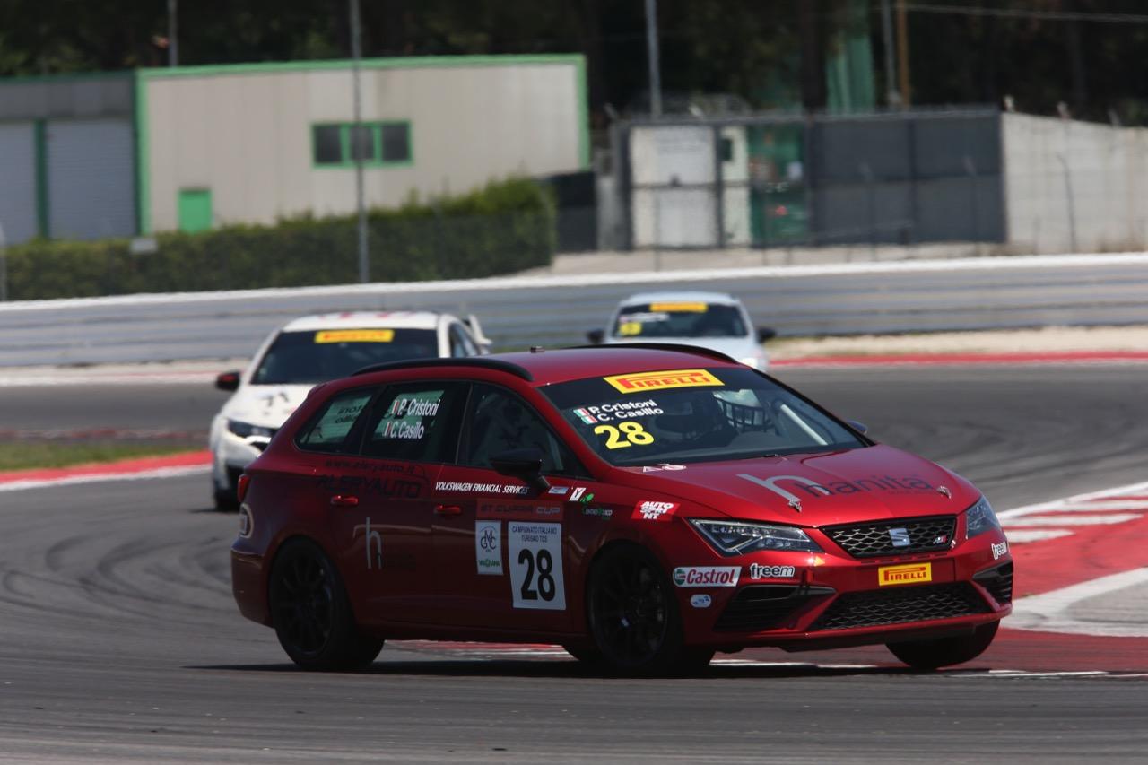 Campionato Italiano Turismo TCS Misano (ITA) 02-04 06 2017