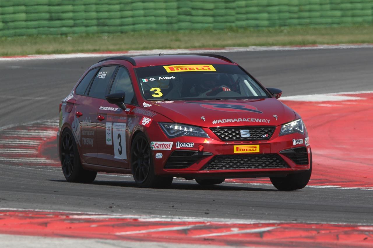 Giovanni Altoè (Seat Motor Sport Italia,Seat Leon Cupra ST-TCS2.0 #3)