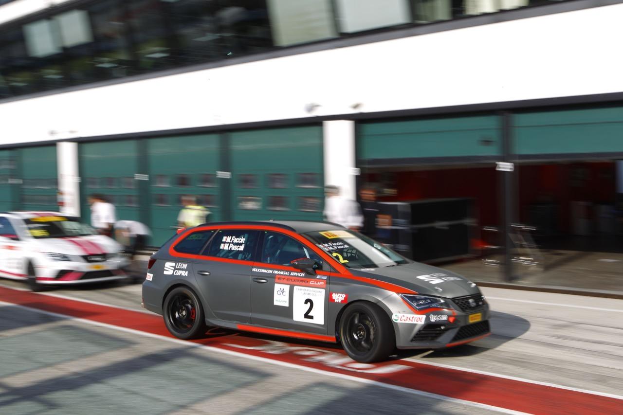 Faccin-Pascali (Seat Motor Sport Italia,Seat Leon Cupra ST-TCS2.0 #2)