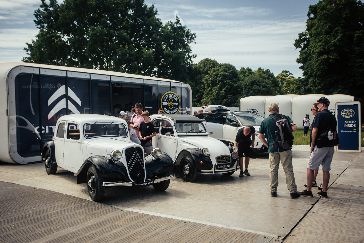 Citroen @ Goodwood Festival of Speed