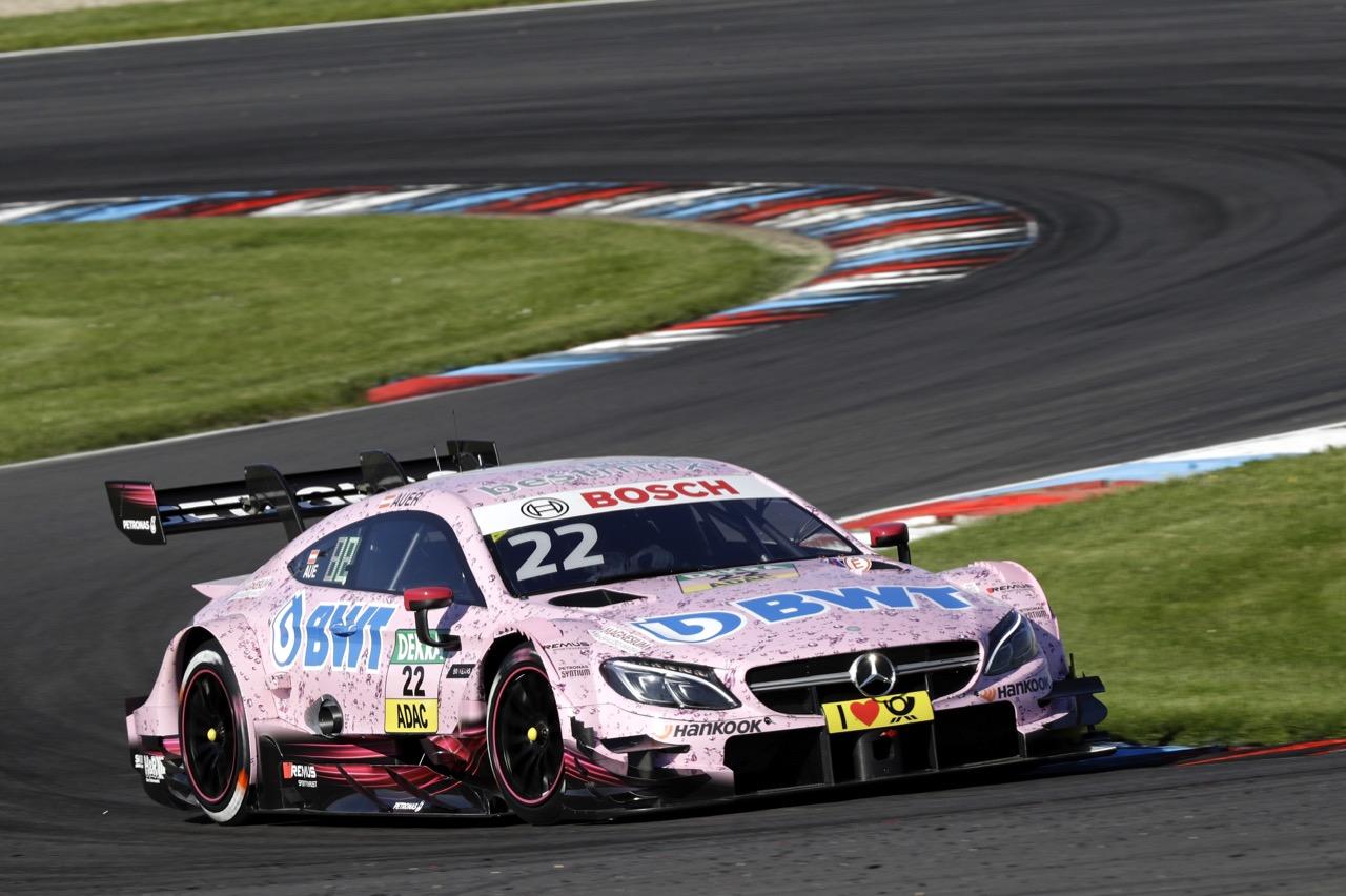 Lucas Auer (AUT) - Mercedes-AMG C63 DTM, Mercedes-AMG Motorport BWT 19.05.2017