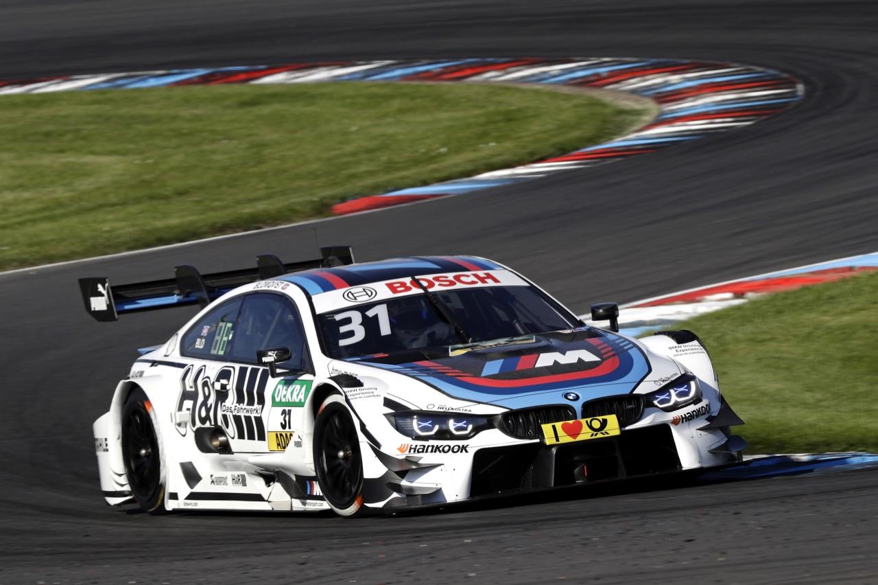 Tom Blomqvist (GBR) - BMW M4 DTM, BMW Team RMR  19.05.2017