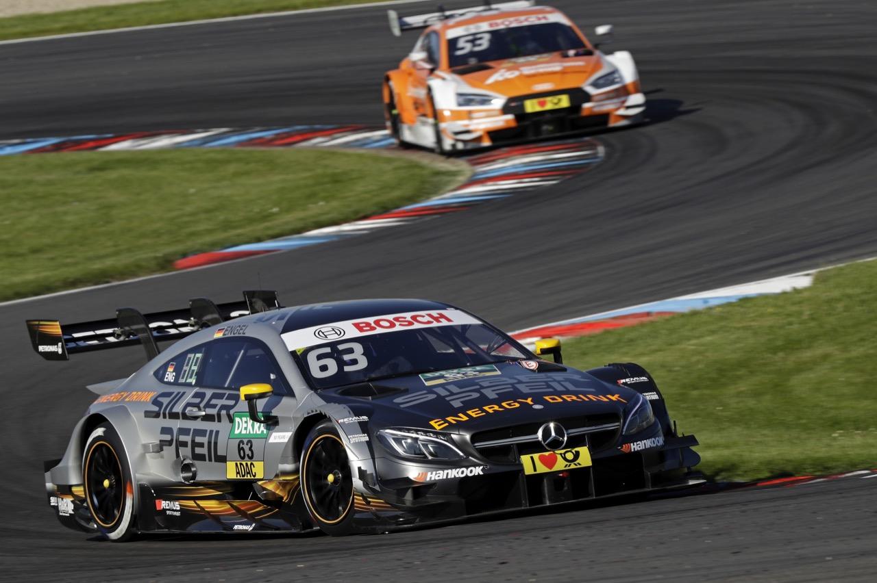 Maro Engel (GER) - Mercedes-AMG C 63 DTM, Mercedes-AMG Motorsport SILBERPFEIL Energy 19.05.2017