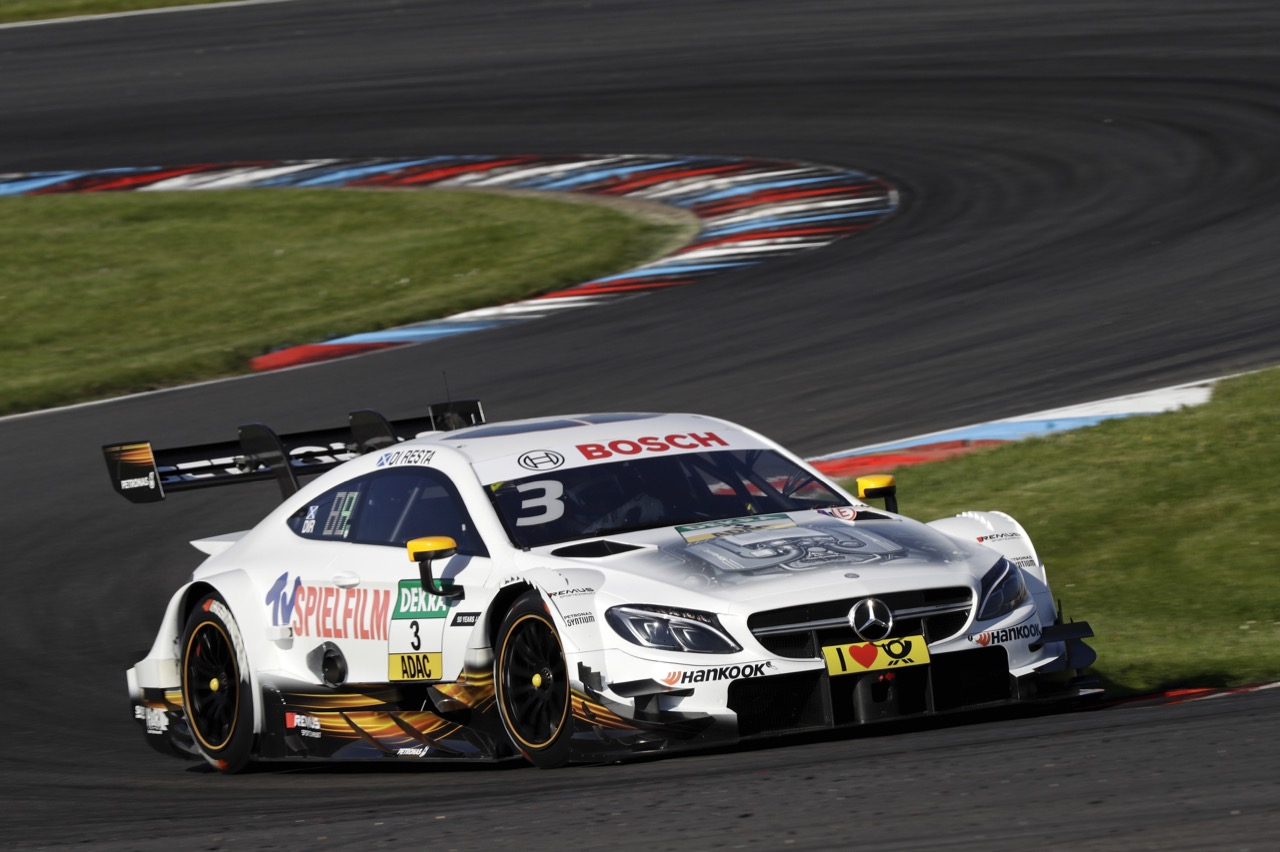 Paul Di Resta (GBR) - Mercedes-AMG C63 DTM, Mercedes-AMG Motorsport SILBERPFEIL Energy 19.05.2017