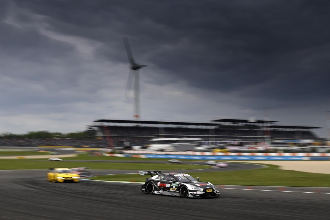 RenÈ Rast (GER) - Audi RS 5 DTM Audi Sport Team Rosberg 20.05.2017
