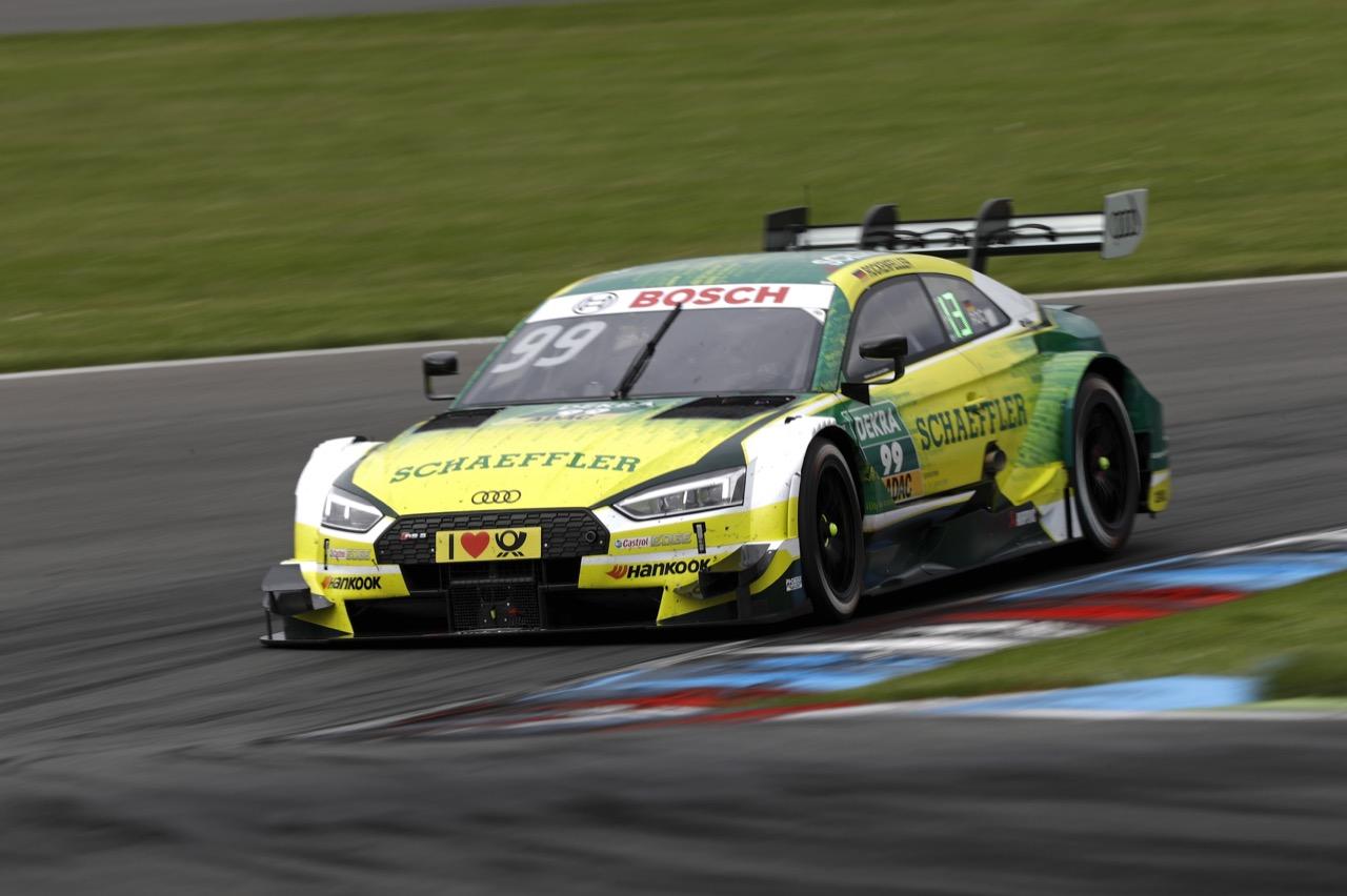 Mike Rockenfeller (GER) - Audi RS 5 DTM Audi Sport Team Phoenix 20.05.2017