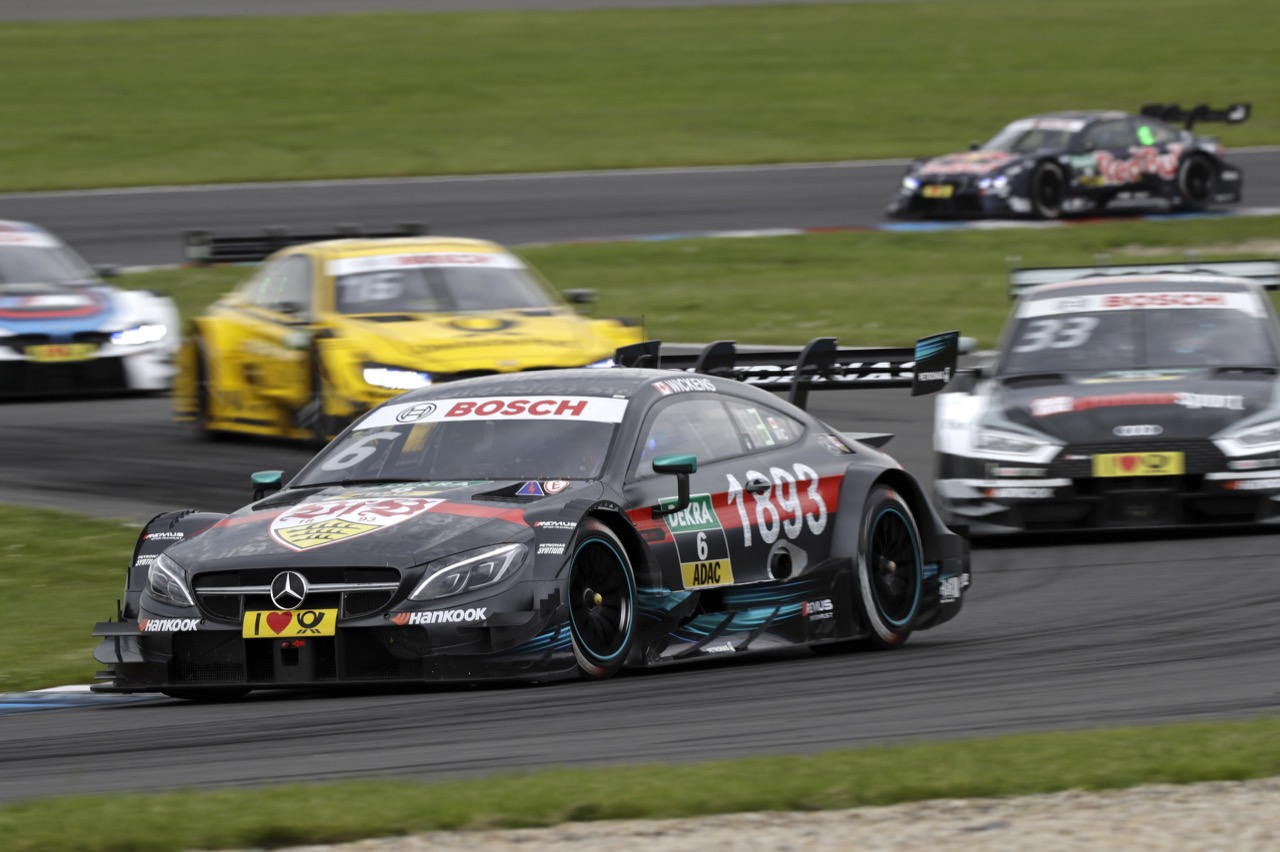 Robert Wickens (CAN) - Mercedes-AMG C 63 DTM Mercedes-AMG Motorsport Mercedes me 20.05.2017