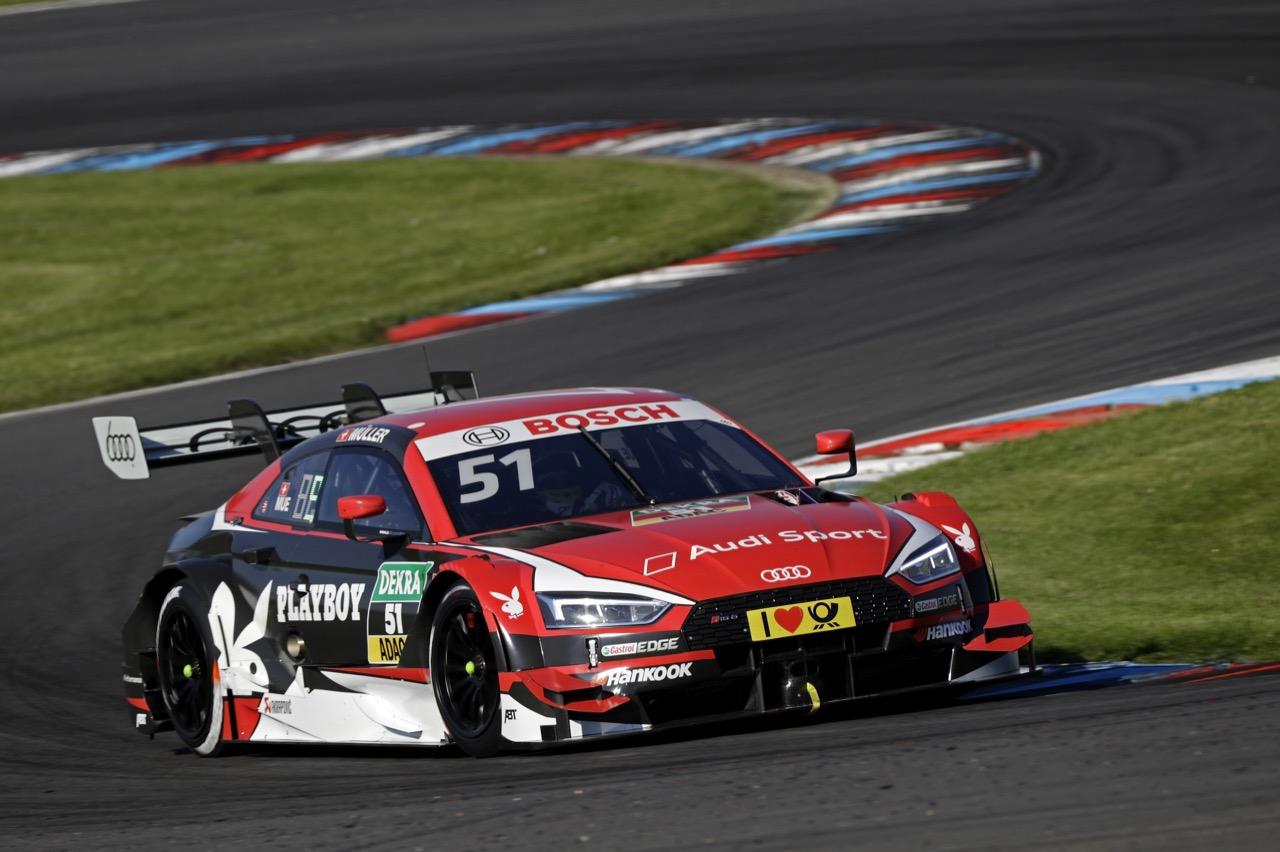 Nico Muller (SUI) - Audi RS 5 DTM, Audi Sport Team Abt Sportsline 19.05.2017