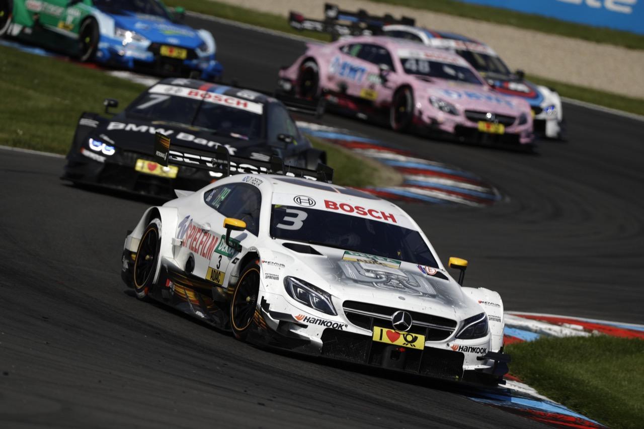 Paul Di Resta (GBR) - Mercedes-AMG C63 DTM Mercedes-AMG Motorsport SILBERPFEIL Energy 21.05.2017
