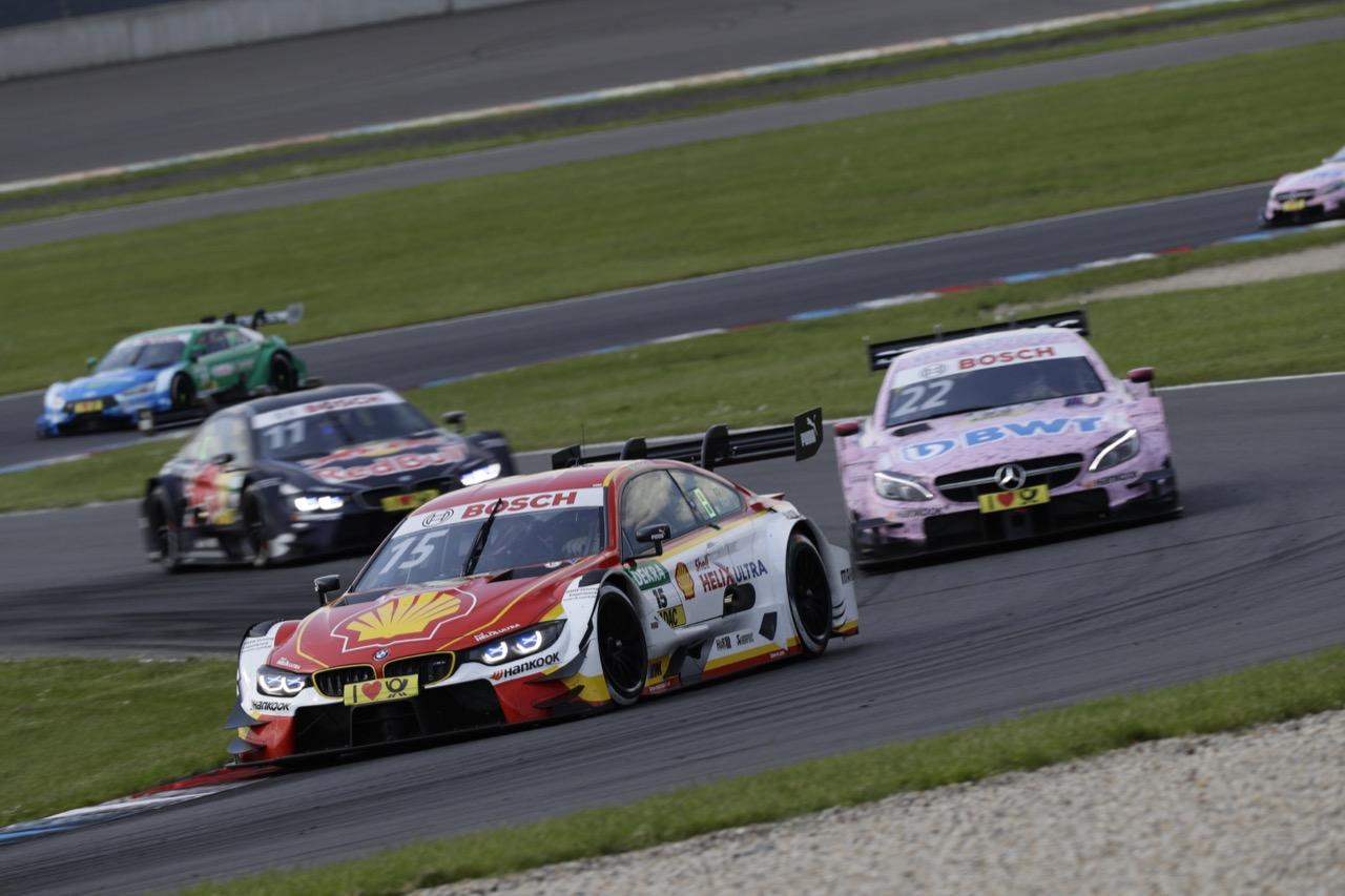 Augusto Farfus (BRA) - BMW M4 DTM BMW Team RMG 21.05.2017