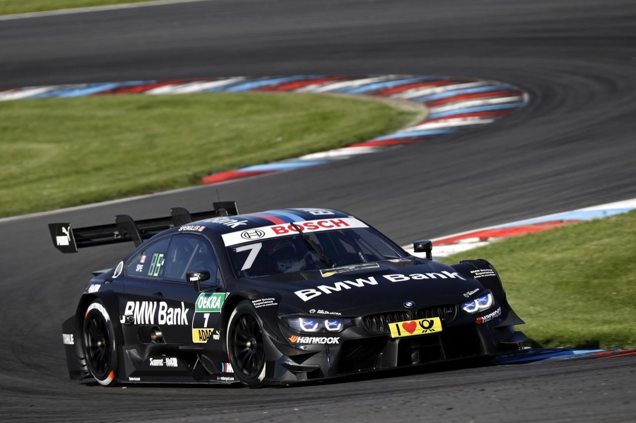 Bruno Spengler (CAN) - BMW M4 DTM, BMW Team RBM 19.05.2017