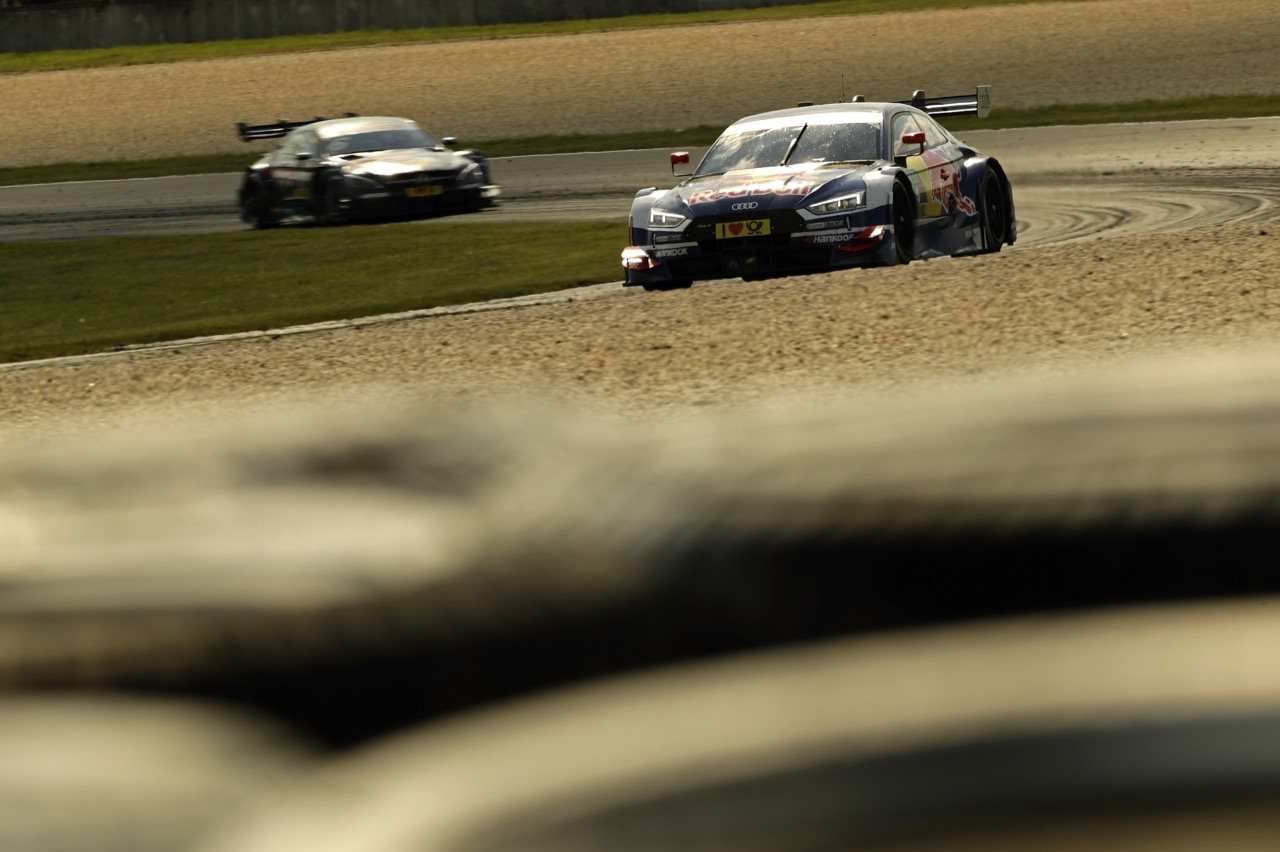 Mattias Ekstrom (SWE) - Audi RS 5 DTM Audi Sport Team Abt Sportsline 21.05.2017