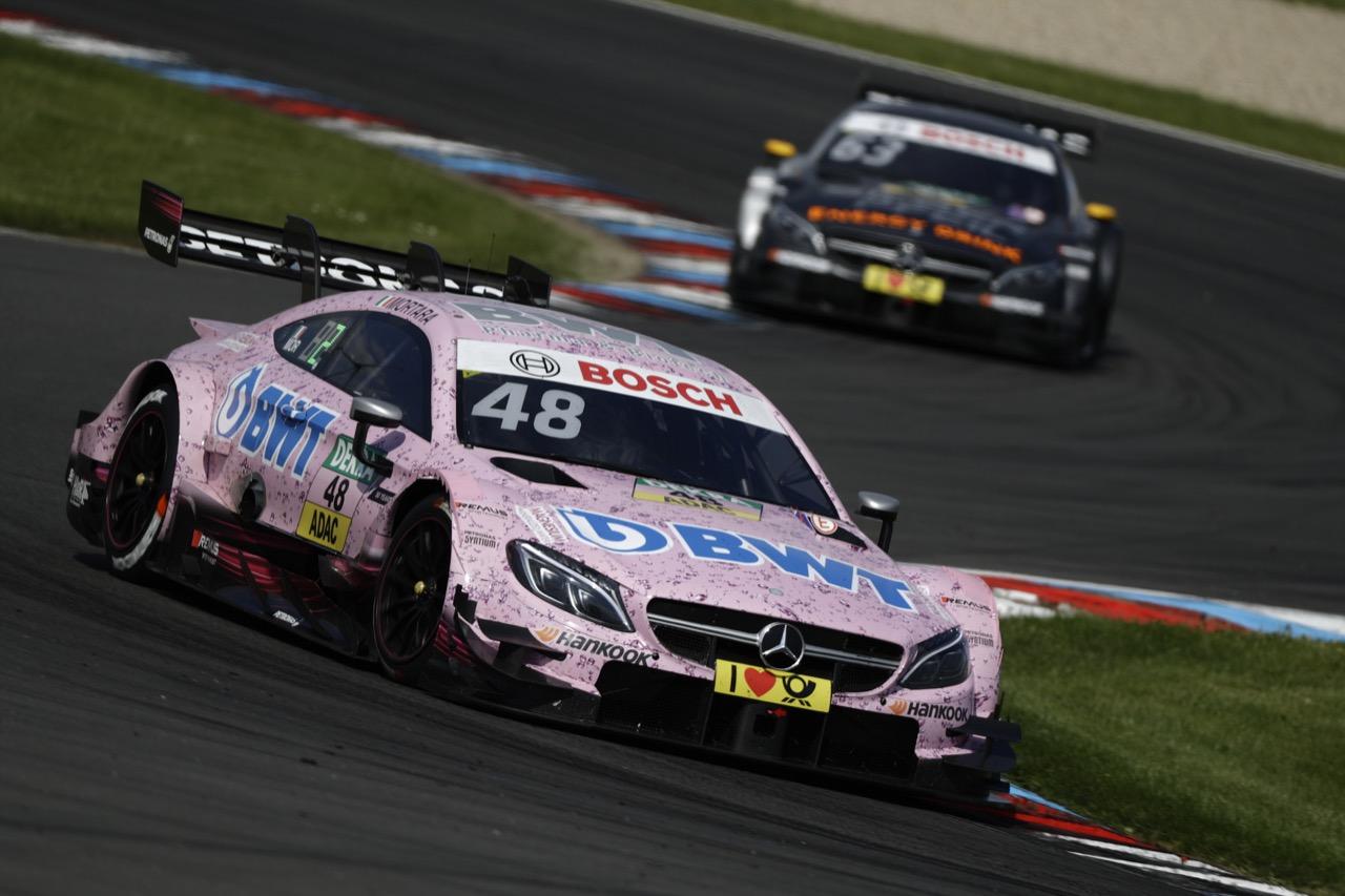 Edoardo Mortara (ITA) - Mercedes-AMG C 63 DTM Mercedes-AMG Motorport BWT 21.05.2017