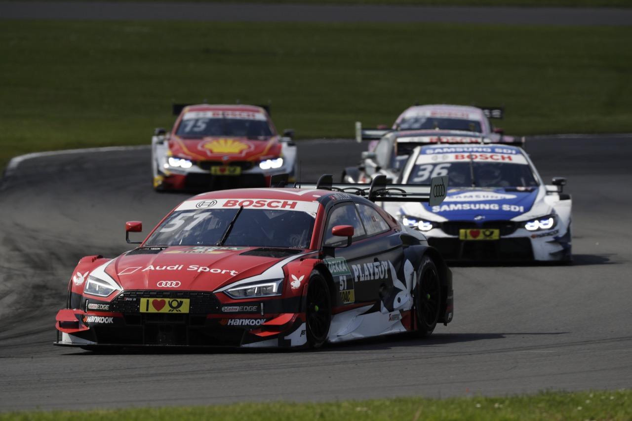 Nico Muller (SUI) - Audi RS 5 DTM Audi Sport Team Abt Sportsline 21.05.2017