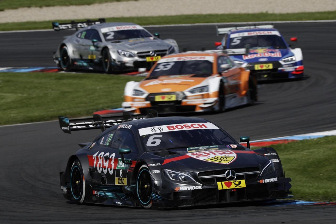 Robert Wickens (CAN) - Mercedes-AMG C 63 DTM Mercedes-AMG Motorsport Mercedes me 21.05.2017