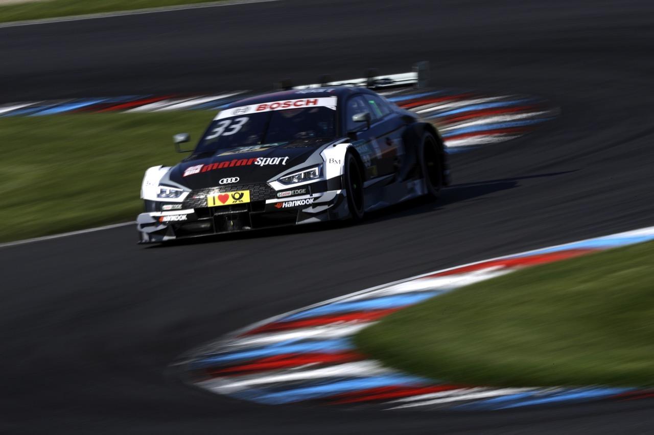 RenÈ Rast (GER) - Audi RS 5 DTM, Audi Sport Team Rosberg 19.05.2017