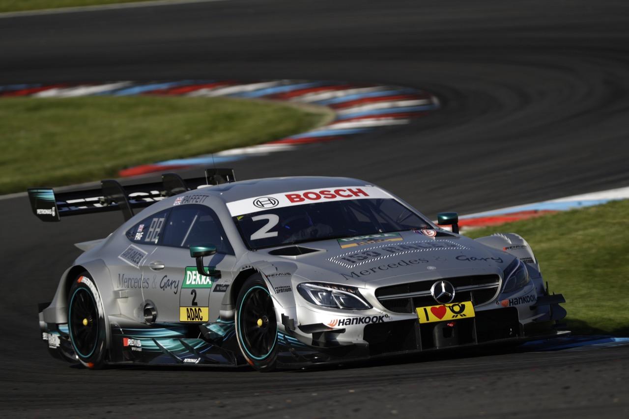Gary Paffett (GBR) - Mercedes-AMG C63 DTM, Mercedes-AMG Motorsport Mercedes me 19.05.2017