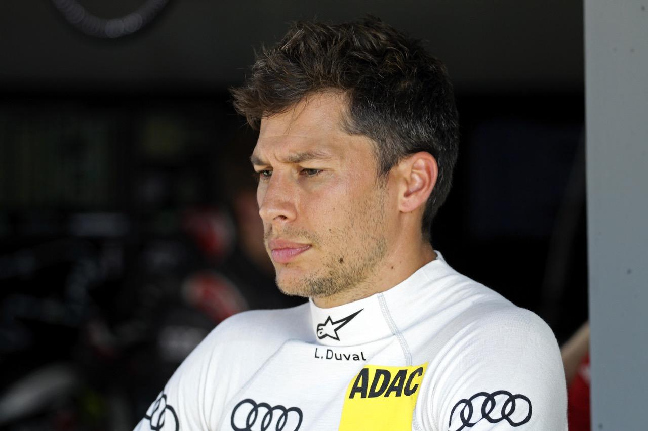 LoÔc Duval (FRA) - Audi RS 5 DTM, Audi Sport Team Phoenix 19.05.2017