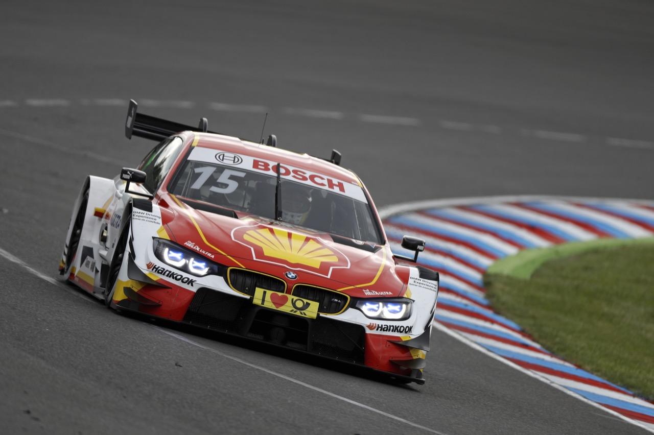Augusto Farfus (BRA) - BMW M4 DTM, BMW Team RMG 20.05.2017