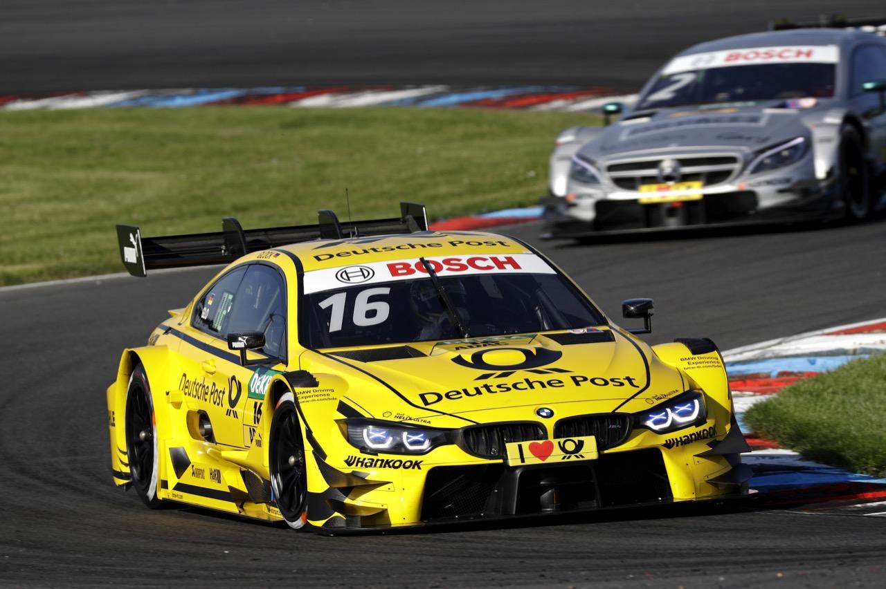 Timo Glock (GER) - BMW M4 DTM, BMW Team RMR 19.05.2017
