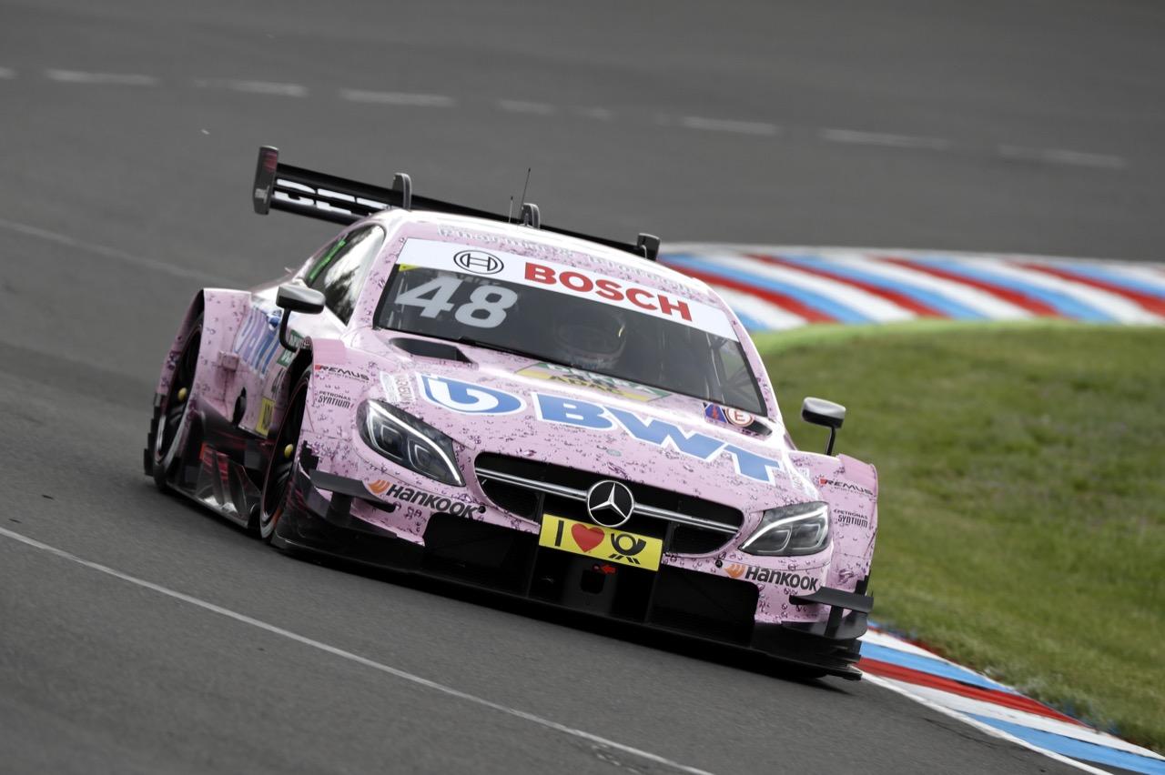 Edoardo Mortara (ITA) - Mercedes-AMG C 63 DTM, Mercedes-AMG Motorport BWT 20.05.2017