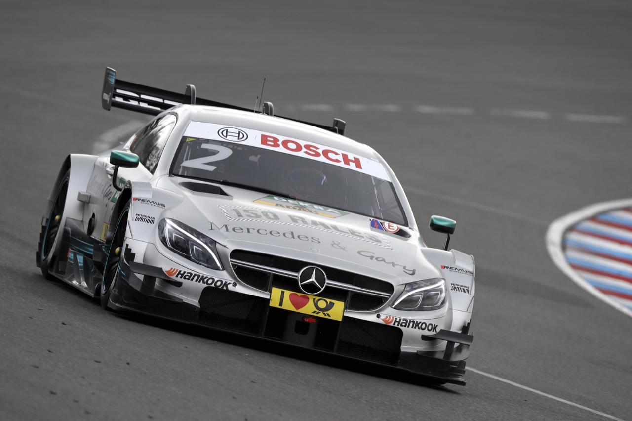 Gary Paffett (GBR) - Mercedes-AMG C63 DTM, Mercedes-AMG Motorsport Mercedes me 20.05.2017