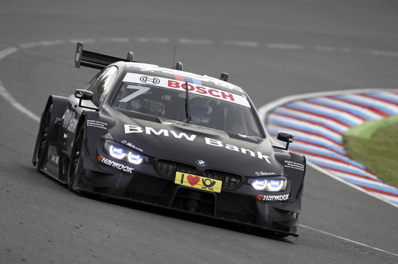 Bruno Spengler (CAN) - BMW M4 DTM, BMW Team RBM 20.05.2017