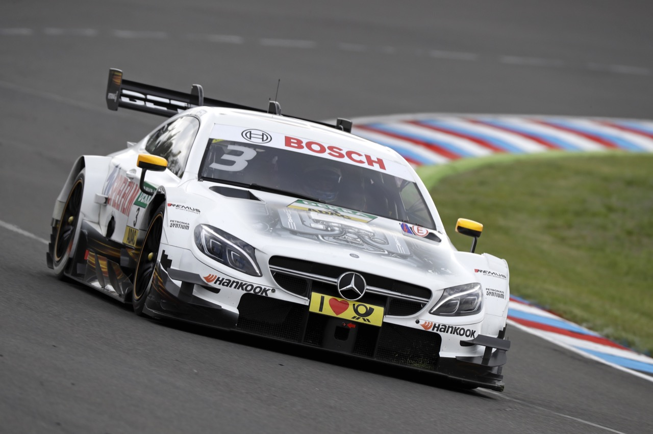 Paul Di Resta (GBR) - Mercedes-AMG C63 DTM, Mercedes-AMG Motorsport SILBERPFEIL Energy 20.05.2017