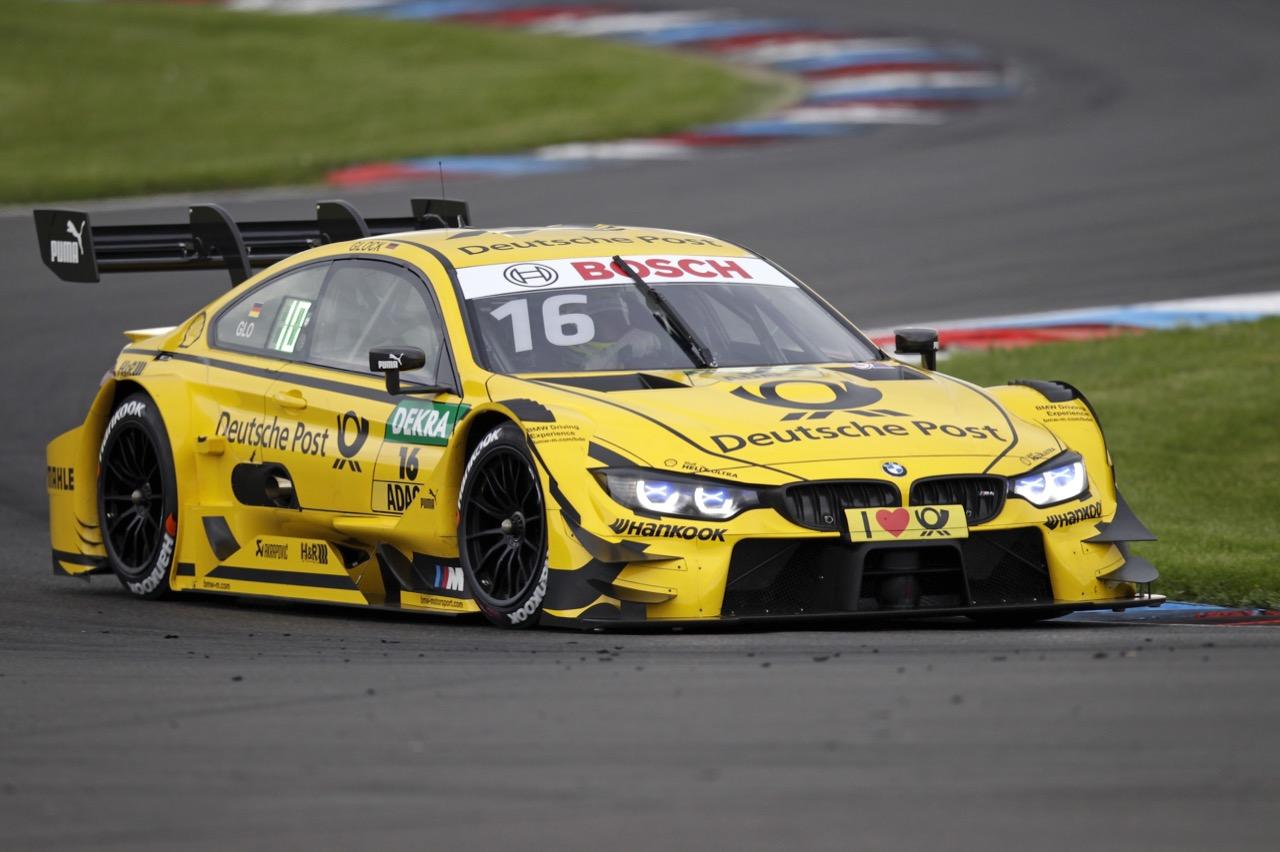 Timo Glock (GER) - BMW M4 DTM, BMW Team RMR 20.05.2017