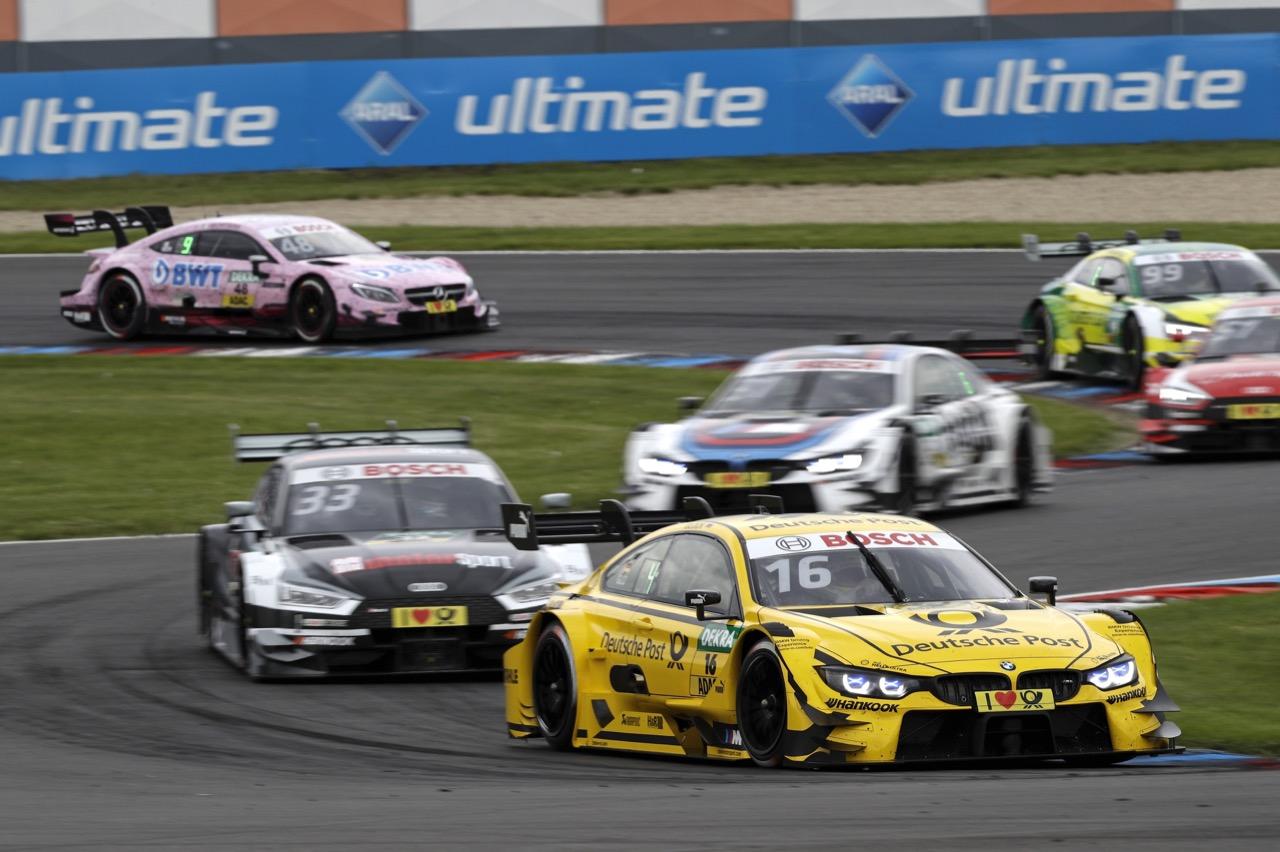 Timo Glock (GER) - BMW M4 DTM BMW Team RMR 20.05.2017