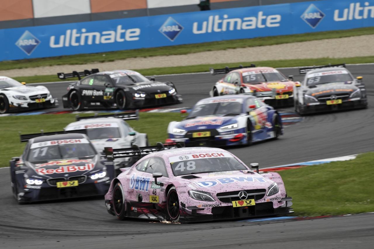Edoardo Mortara (ITA) - Mercedes-AMG C 63 DTM Mercedes-AMG Motorport BWT 20.05.2017