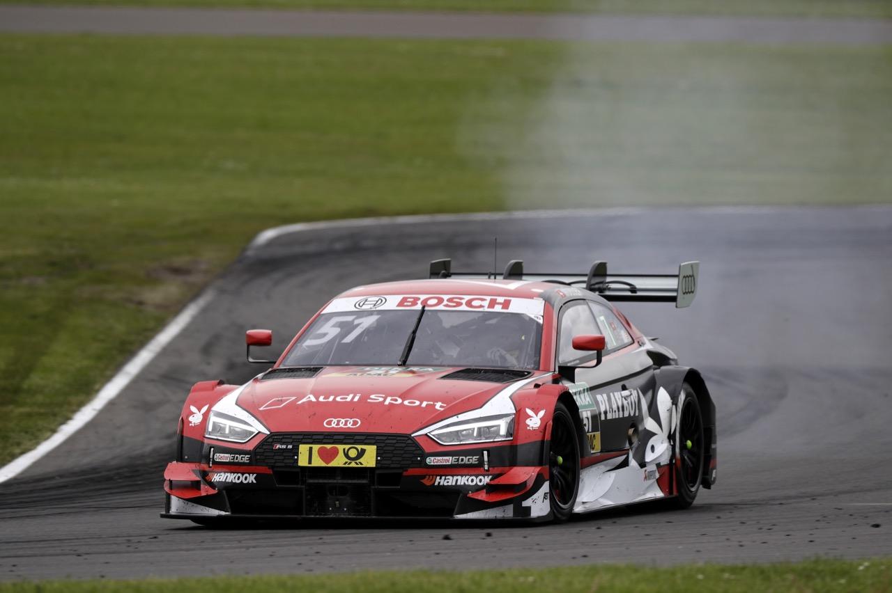 Nico Muller (SUI) - Audi RS 5 DTM Audi Sport Team Abt Sportsline 20.05.2017