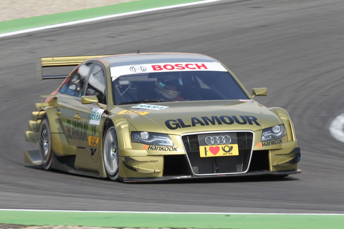 DTM - Hockenheim - Round 1 - 2011
