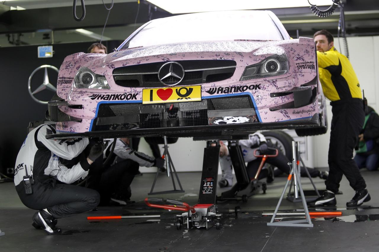 DTM Hockenheimring 1 - 3 Maggio 2015