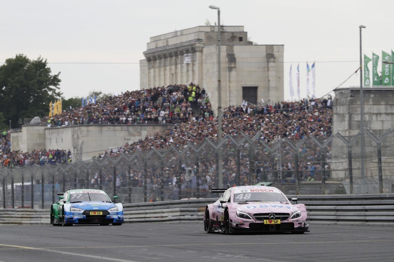 Edoardo Mortara (ITA) - Mercedes-AMG C 63 DTM Mercedes-AMG Motorport BWT 02.07.2017