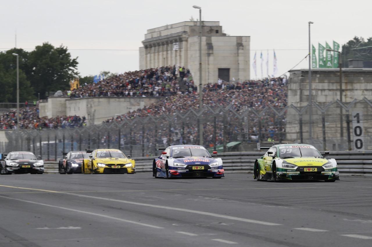 Mike Rockenfeller (GER) - Audi RS 5 DTM Audi Sport Team Phoenix 02.07.2017