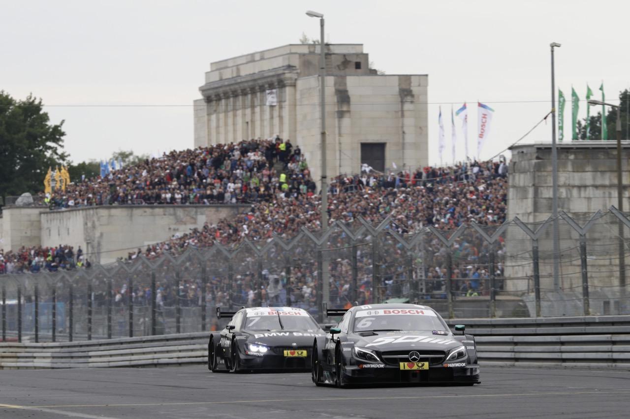 Robert Wickens (CAN) - Mercedes-AMG C 63 DTM Mercedes-AMG Motorsport Mercedes me 02.07.2017